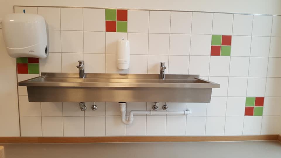 """Wer fest """"arbeitet"""" muss auch Hände waschen"""