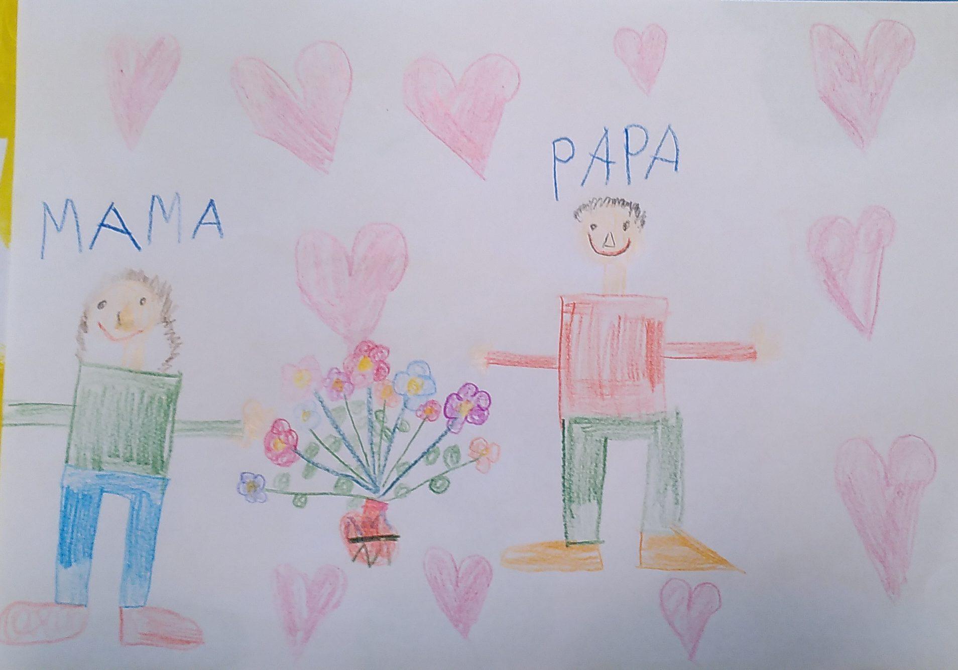 Für Mama und Papa